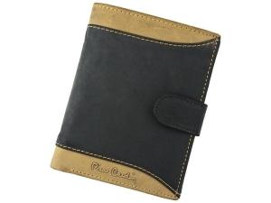 15400f2b1b3c2 Pierre Cardin Tilak 13 331A skórzany pionowy męski portfel