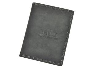 Portfel meski skorzany Always wild N4-MHU czarny