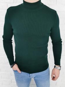 Polgolf sweter zielony meski 3431