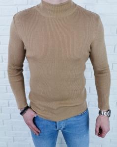 Polgolf sweter meski bezowy 3431