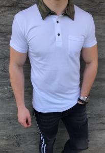 Męska koszulka Polo Moro
